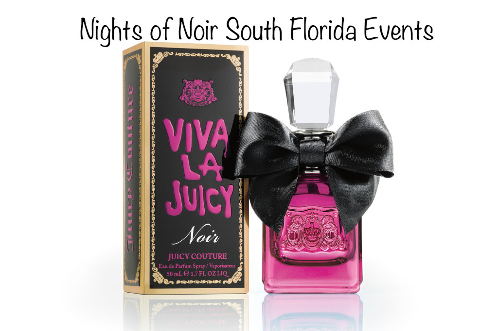 Juicy Couture Viva Nior Launch Events in South Florida