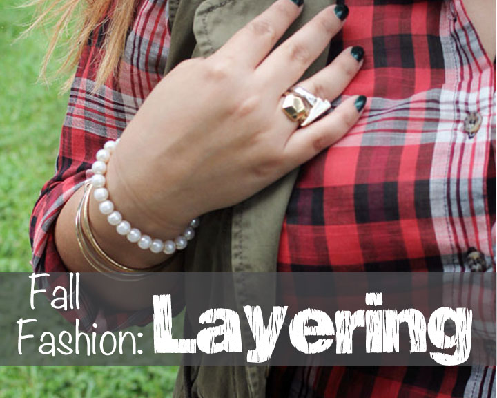 how to layer clothing