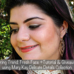 Spring 2014 Beauty Trends: Fresh Face (Plus Mary Kay Giveaway!)