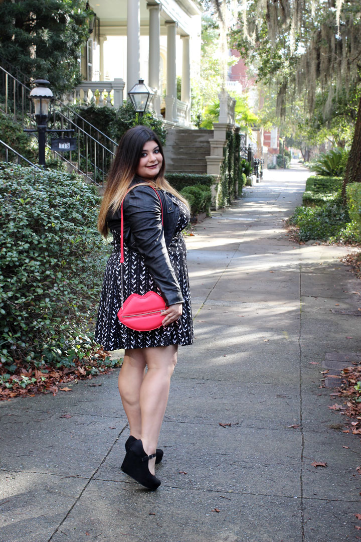 Valentine's Day Outfit Ideas for Plus Size Women