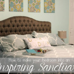 How to Make Your Bedroom into an Inspiring Sanctuary