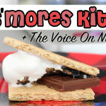 Snuggle Up To S'Mores Kits + The Voice On NBC