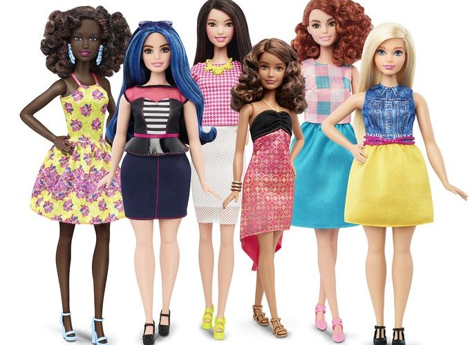 #TheDollEvolves And We're Finally Saying Hello To a Curvy Barbie