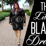 Valentine's Day Outfit Idea: The Little Black Dress