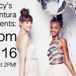 Macy's Aventura Presents: Prom 2016 on 3/20 at 2PM!