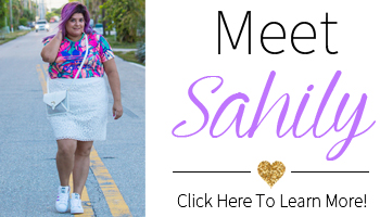 Miami Plus Size Fashion Blogger