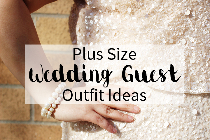 plus size wedding guest outfit ideas
