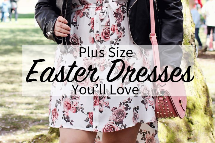 Plus Size Easter Dresses for Every Curvy Figure
