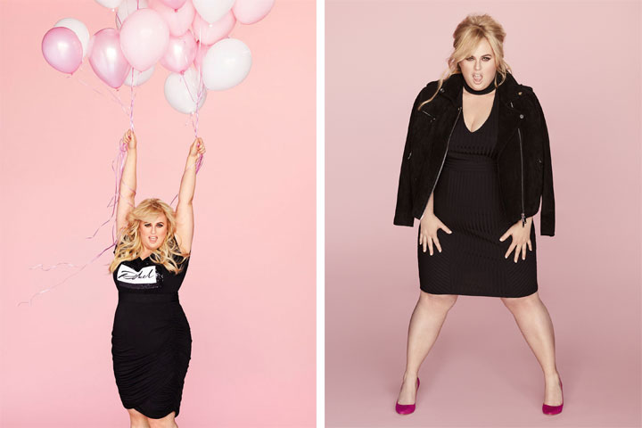 rebel wilson x angels collection