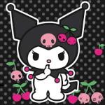 Kuromi Makeup Look | Sanrio Series- ★Kuromi★