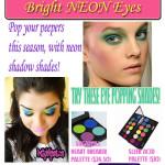 Spring Trend: Hello Bright Eyes!