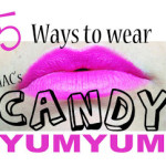 MAC Candy Yum Yum: 5 ways to rock a neon pink pout!