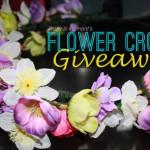 Flower Crown GIVEAWAY!