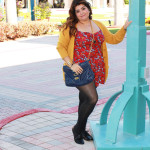 Primary Colors & Floral Prints