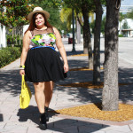 Fashion: How to Wear Dark Colors in the Summer