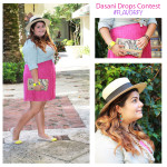 Dasani Drops Inspired Outfit: Check out my look and VOTE for ME!