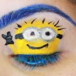 Despicable Me 2 Makeup Look