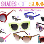 Best Summer Sunglasses: 10 Shades of Summer