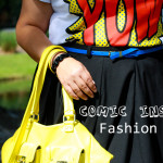 Comic Book Fashion Trend