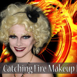The Hunger Games Catching Fire Makeup Look