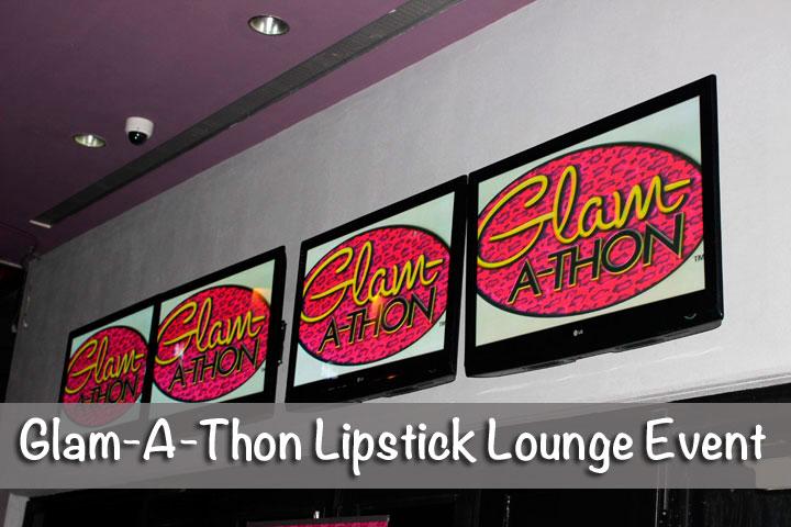 Glam-A-Thon Liptick Lounge