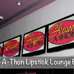 Event Recap: Glam-A-Thon Lipstick Lounge Event