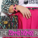 DIY Carrie Diaries Purse Tutorial