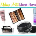 5 Makeup Artist Must-Haves