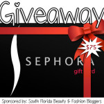 Sephora Gift Card Giveaway | ENDED!