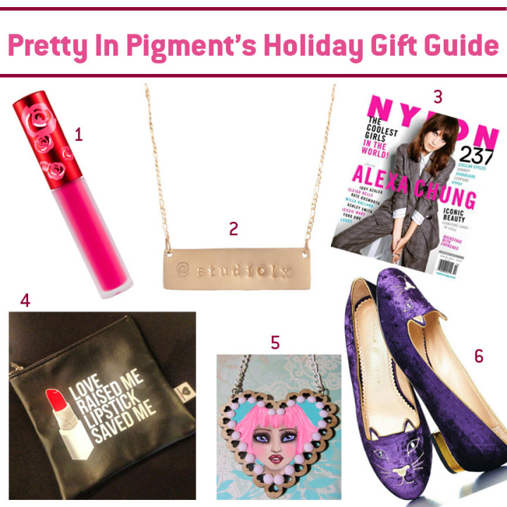 Beauty and fashion gift guide