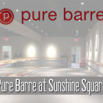 Event Recap: Pure Barre at Sunshine Square