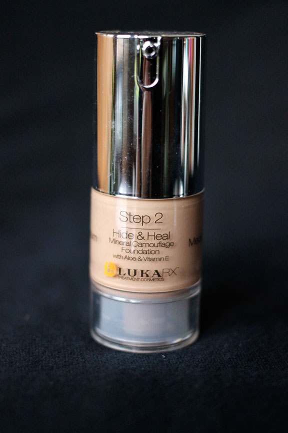 Luka Cosmetics hide and heal concealer