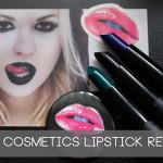 Melt Cosmetics Review | DGAF | BANE | BLOW