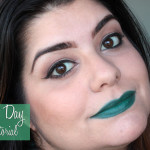 St. Patrick's Day Makeup Tutorial | Green Makeup Ideas