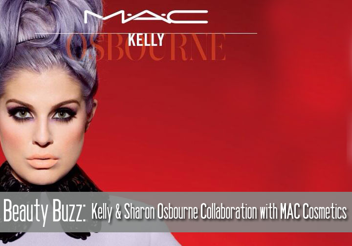 Kelly Osbourne Mac Collaboration