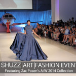 SHUZZ | ART | FASHION SHOW 2014