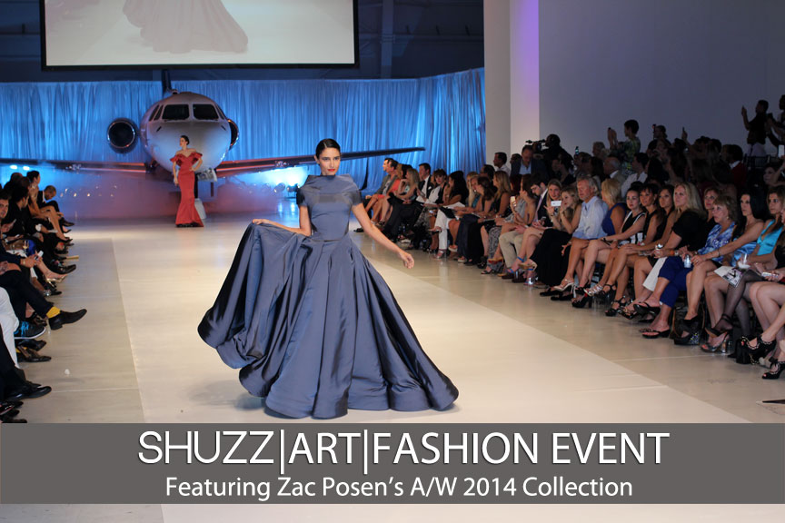 Shuzz Fund Fashion Show 2014