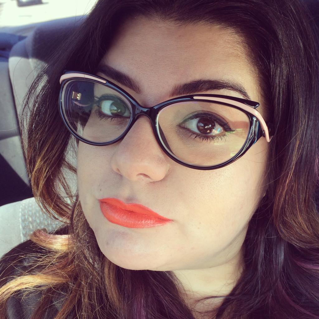 5 ways to wear the orange beauty trend