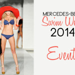 Mercedez-Benz Swim Week 2014 Events