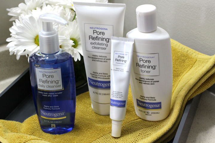 Neutrogena Pore refining collection