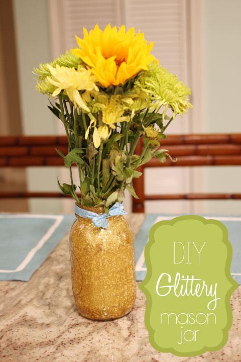 diy-glittery-mason-jar