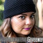 AnnaFesta Cage Hat Giveaway | Ends 11/5/2014
