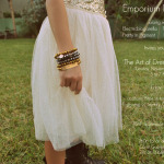 """The Art of Dressing for Basel"" event at Emporium Boutique on 11/25"