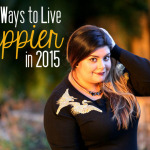 5 Ways to Live Happier in 2015