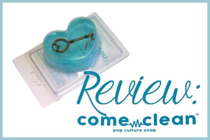 come clean pop culture soap review