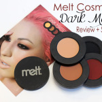 Melt Cosmetics Dark Matter Review