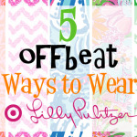 Offbeat Ways to Wear Lilly Pulitzer for Target