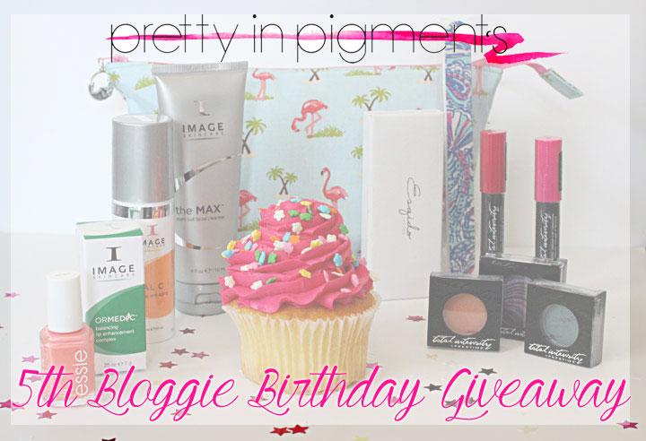 #PIPturns5 Bloggie Birthday Giveaway