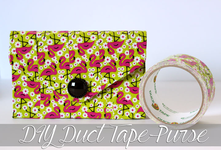 Duct-Tape-Purse