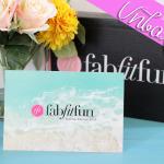 FabFitFun Summer Edition box